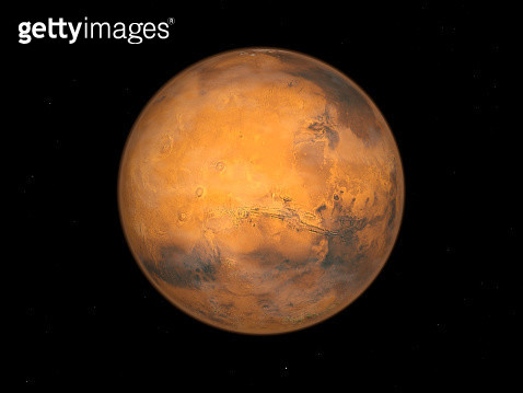 Planet Mars - gettyimageskorea