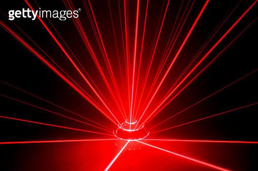 Laser Orbs - gettyimageskorea