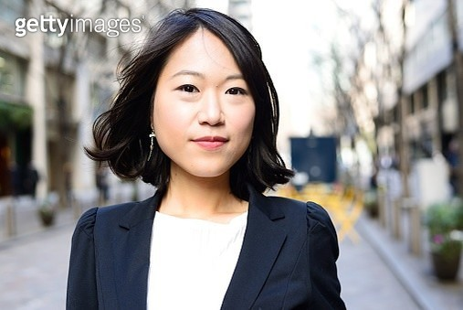 Portrait of young professional - gettyimageskorea