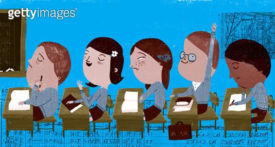 School - gettyimageskorea