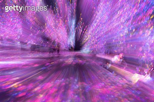 Explosion lighting effect - gettyimageskorea