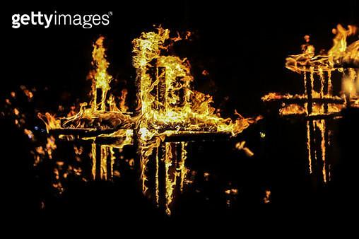 Lewes Bonfire Night - gettyimageskorea