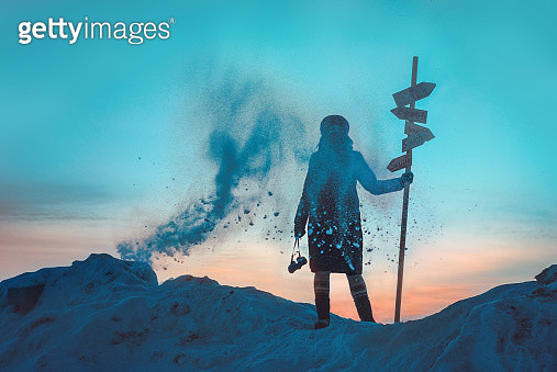 To the South - gettyimageskorea