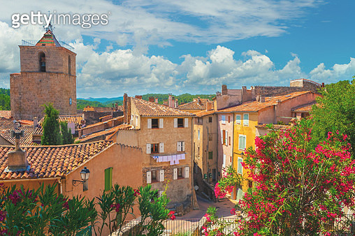 Old french town - gettyimageskorea