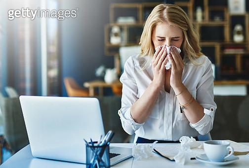 It's flu season - gettyimageskorea