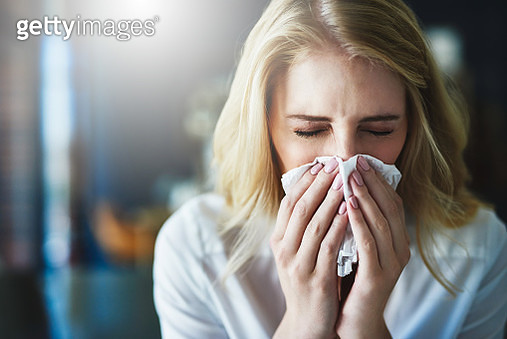 I hope this flu goes away quickly - gettyimageskorea