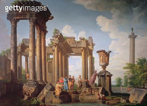 Classical Scene - gettyimageskorea