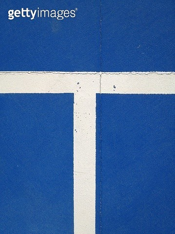 Close-Up Of Court Lines - gettyimageskorea
