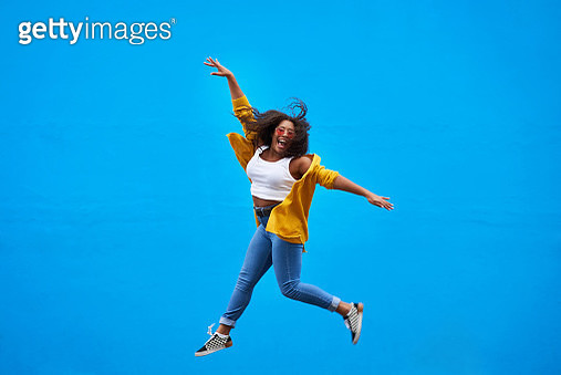 I'm on top of the world! - gettyimageskorea
