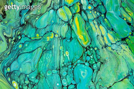 Abstract liquid background - gettyimageskorea