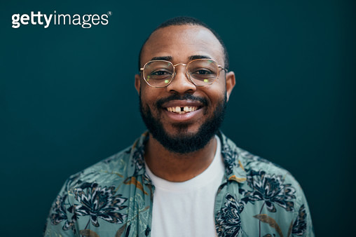 Young millennial head shot portrait. - gettyimageskorea