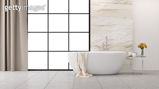 Modern Luxury Living Room Interior Design, Gray Sofa On Black Wall And Concrete Floor,3D Rendering - gettyimageskorea
