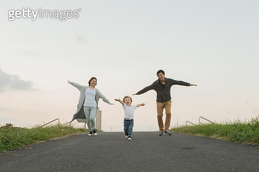 Airplane family. - gettyimageskorea
