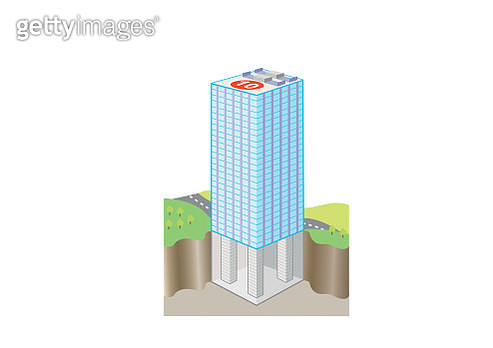 Earthquake building protection - gettyimageskorea