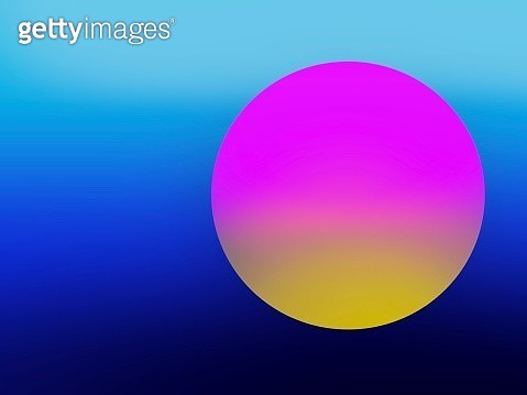 Abstract sphere - gettyimageskorea