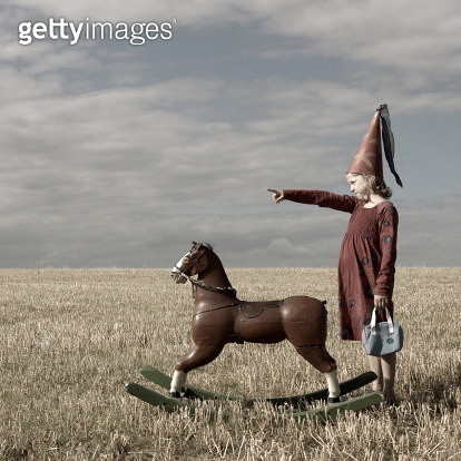 Rocking horse - gettyimageskorea