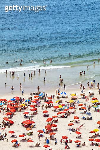 Summer at Copacabana beach - gettyimageskorea
