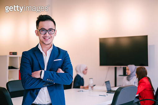 Multicultural Business Meeting - gettyimageskorea