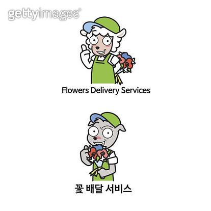 일러스트레이션, 캐릭터, 이모티콘, 누끼 - gettyimageskorea
