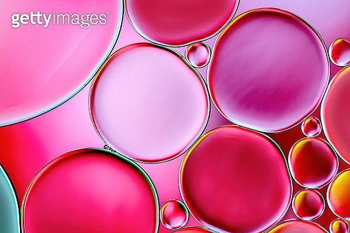Oil and water abstract - gettyimageskorea