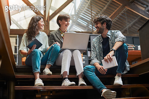 Lifestyle  new business office in Barcelona. - gettyimageskorea