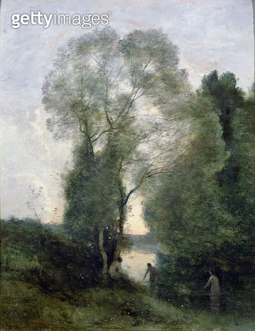<b>Title</b> : Les Baigneuses<br><b>Medium</b> : oil on canvas<br><b>Location</b> : Private Collection<br> - gettyimageskorea