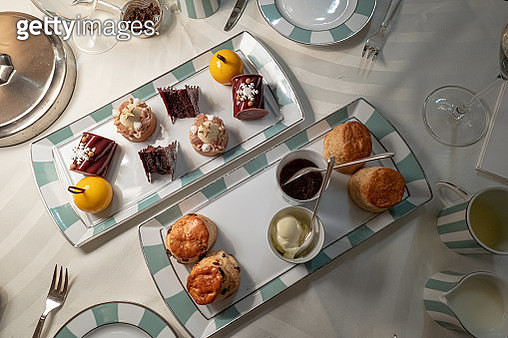 Afternoon tea the English way of life - gettyimageskorea