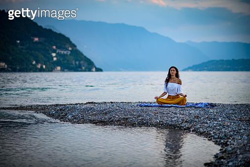 Meditation. - gettyimageskorea