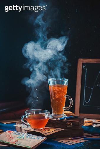 Cloudy day tea - gettyimageskorea