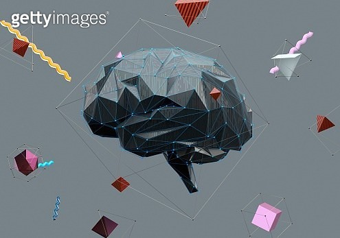 Artificial Intelligence Brain - gettyimageskorea