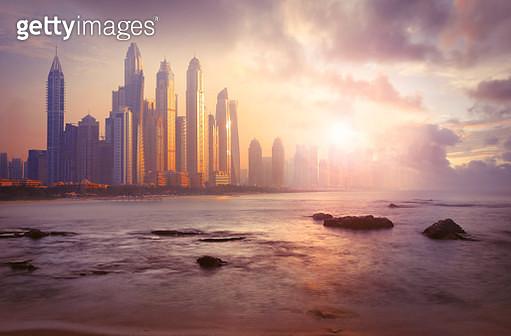 Dubai skyline - gettyimageskorea