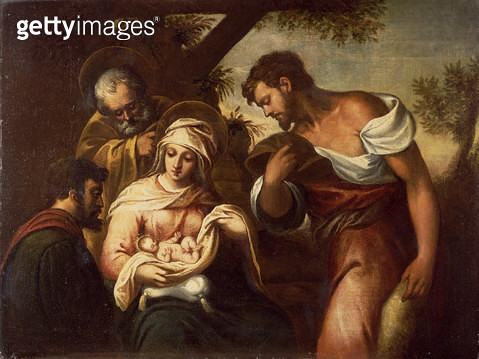 The Adoration of the Shepherds - gettyimageskorea