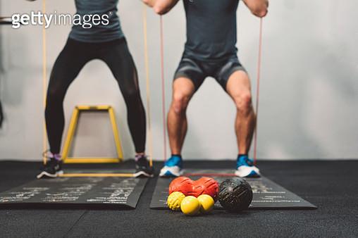 Gym session - gettyimageskorea