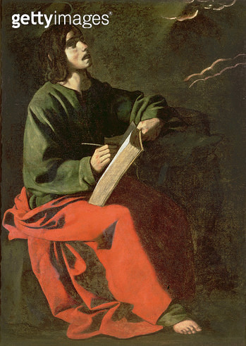 St. John the Evangelist - gettyimageskorea