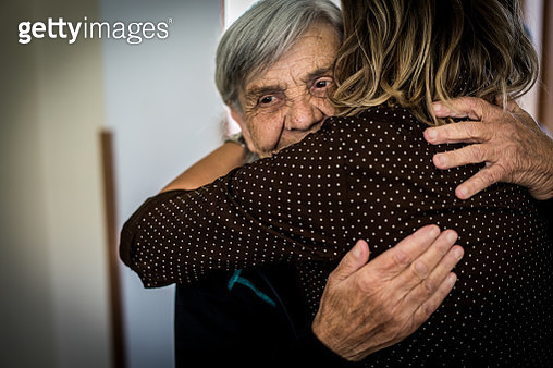 Nursing senior people - gettyimageskorea