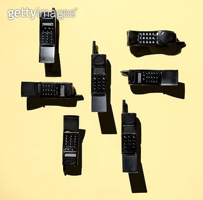 Cell phone still life - gettyimageskorea