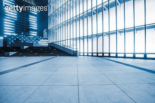 city square,modern architectre background - gettyimageskorea