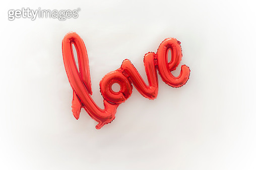 Love balloon - gettyimageskorea
