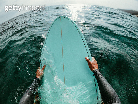 Catching the waves - gettyimageskorea