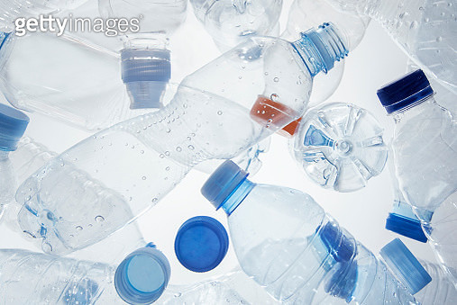 Plastic bottles - gettyimageskorea