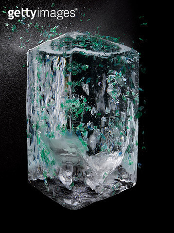 Plastic from the ocean - gettyimageskorea