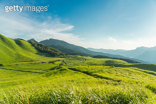 View of the Plateau,Soni Kougen in Japan - gettyimageskorea