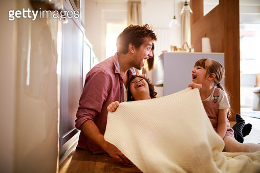 Family playing - gettyimageskorea