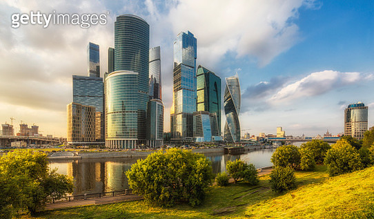 Moscow International Business Centre (MIBC) - gettyimageskorea