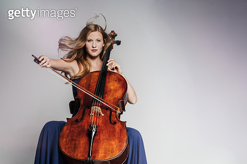 cello player - gettyimageskorea