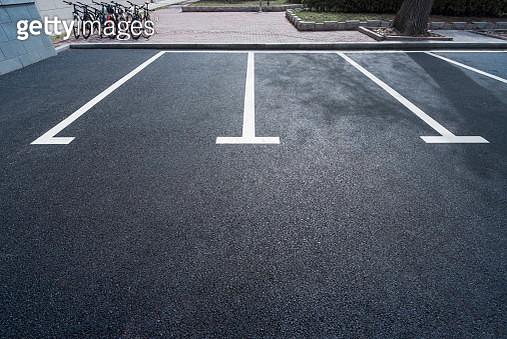 Parking space - gettyimageskorea