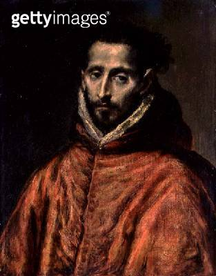 <b>Title</b> : Portrait of a Cardinal (oil on canvas)Additional Infopreviously catalogued as St. Bonaventure;<br><b>Medium</b> : oil on canvas<br><b>Location</b> : National Gallery of Victoria, Melbourne, Australia<br> - gettyimageskorea