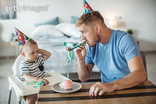 First birthday celebration - gettyimageskorea