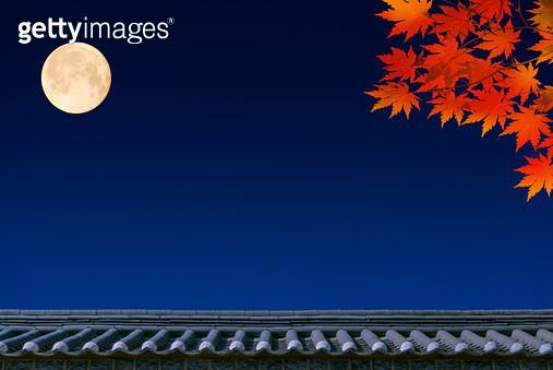 추석 보름달 - gettyimageskorea