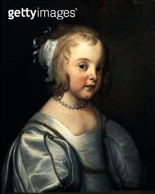 <b>Title</b> : Portrait of a Young Girl (oil on canvas)<br><b>Medium</b> : oil on canvas<br><b>Location</b> : Private Collection<br> - gettyimageskorea